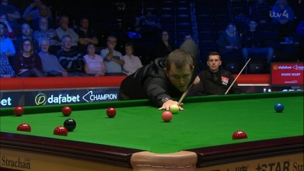 Mark Allen il invinge dramatic pe Mark Selby la Champion of Champions