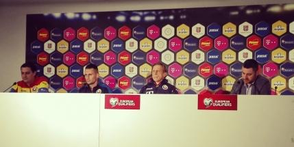 Dragos Grigore, capitanul Romaniei: Nu ne permitem sa pierdem puncte acasa. Ce spune despre Lewandowski