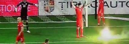 VIDEO Petarda care l-a rapus pe Lewandowski