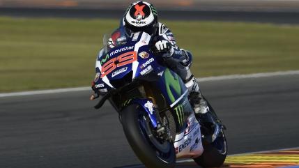 Lorenzo castiga la ultima cursa cu Yamaha. Motogp isi schimba frecventa pentru Romania