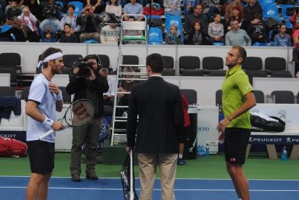Marius Copil, invins in finala turneului Challenger de la Bratislava
