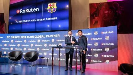 Nou contract de sponsorizare semnat de Barcelona cu o companie japoneza