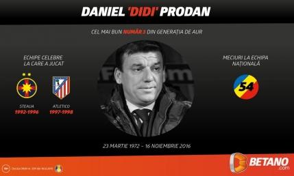 Imagine - omagiu pentru Didi Prodan