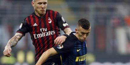 Inter egaleaza pe Milan la ultima faza a meciului