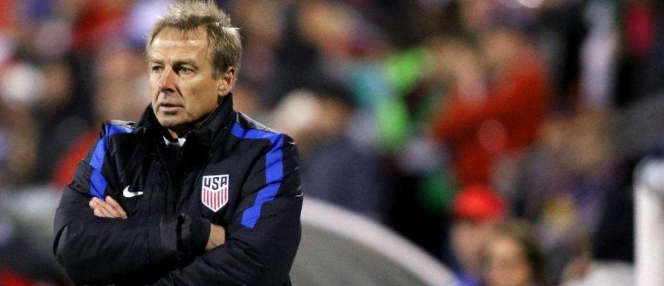 Klinsmann, dat afara de la nationala Statelor Unite