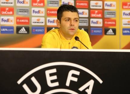 Rusescu: Ne calificam impreuna cu Steaua