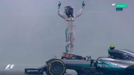 Nico Rosberg, noul campion mondial in Formula 1