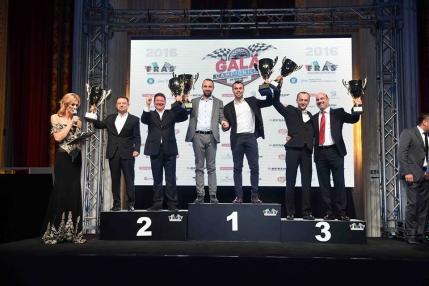 Gala Campionilor automobilismului romanesc la Palatul Parlamentului