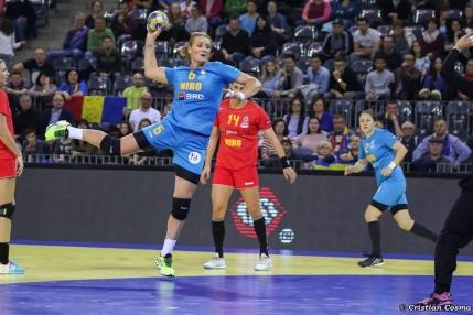 Romania, invinsa categoric de Ungaria in finala la Trofeul Carpati