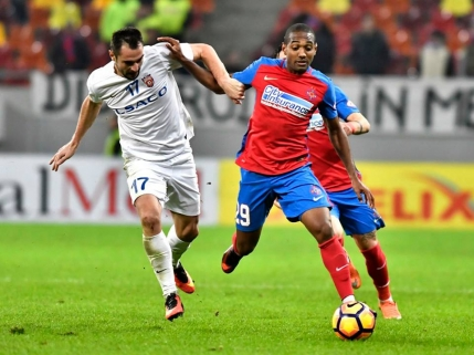 FC Botosani obtine primul punct in istoria confruntarilor cu Steaua