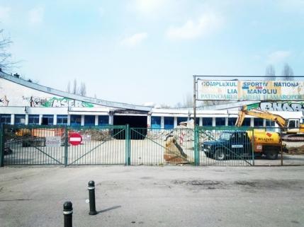 Patinoarul din Bucuresti a ajuns in stadiul aprobarii de avize. Constructia ar trebui sa demareze in 2017