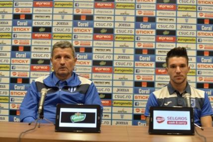 Bancu, exclus din lotul Craiovei pentru meciul cu Timisoara