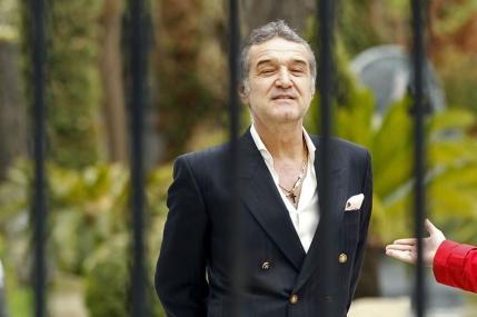 Gigi Becali anunta schimbari importante la Steaua din iarna
