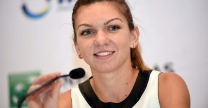 Simona Halep vorbeste despre obiectivele din 2017 si despre relatia cu Ion Tiriac