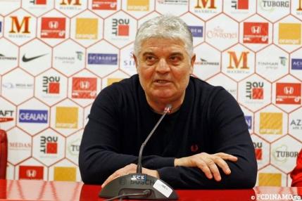 Andone anunta intariri din iarna la Dinamo