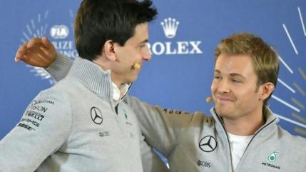 Mercedes nu se grabeste sa-i gaseasca inlocuitor lui Rosberg