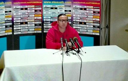 Reghecampf, prima conferinta dupa infrangerea cu Dinamo: