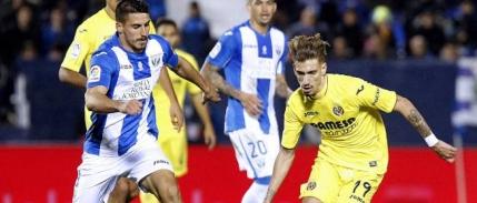 Villarreal a remizat cu Leganes inaintea meciului cu Steaua