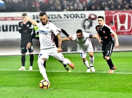 "Boldrin, aspru criticat de Dragomir: ""Fuge cu mingea in tusa"""
