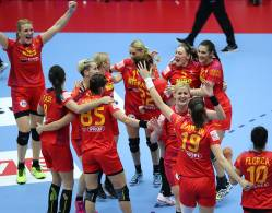 Asa am trait: Romania - Cehia la Campionatul European de handbal