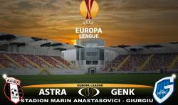 Asa am trait Astra - Genk 2-2