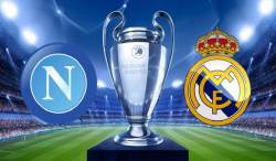 Asa am trait Napoli - Real Madrid 1-3 (1-3 in tur)