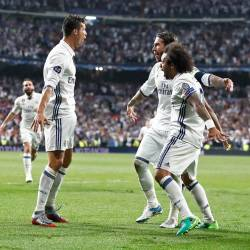 Record stabilit de Real Madrid in Liga Campionilor