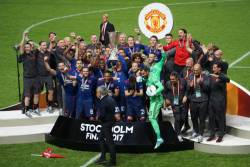 Manchester United castiga finala Europa League
