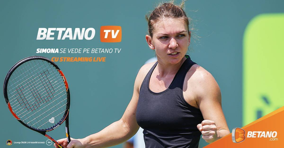 Halep la Eastbourne, cu streaming live