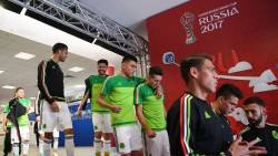 Asa am trait Cupa Confederatiilor Germania - Mexic in semifinale
