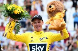 Chris Froome si-a consolidat tricoul galben inaintea ultimei etape din Turul Frantie