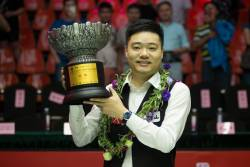Ding Junhui, campion la World Open