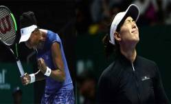 Venus Williams o elimina pe Garbine Muguruza de la Turneul Campioanelor