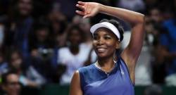 Venus Williams, record la Turneul Campioanelor