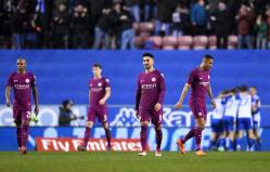 Manchester City eliminata de o echipa din al treilea esalon in optimile Cupei Angliei