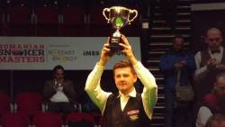 Ryan Day, campion la Romanian Snooker Masters dupa un final dramatic