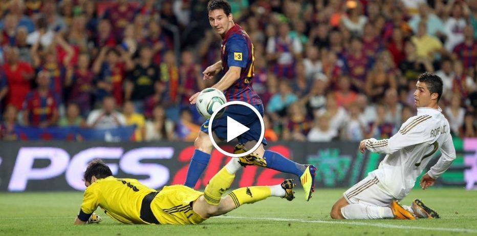 VIDEO | Cele 10 goluri ale lui Messi pe Camp Nou contra lui Real Madrid