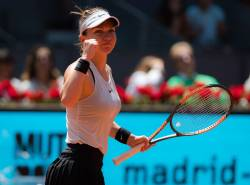 Simona Halep, calificare in turul 3 la Madrid