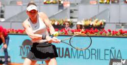 Asa am trait Simona Halep contra Kristyna Pliskova in optimi la Madrid