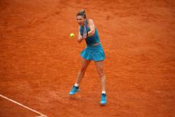 Asa am trait Simona Halep contra Elise Mertens in optimi la Roland Garros