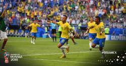 Neymar califica Brazilia in sferturi
