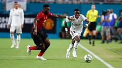 Manchester United incheie turneul american cu o victorie contra lui Real Madrid
