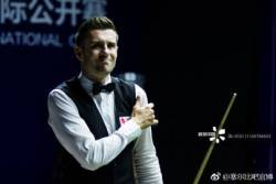 Mark Selby continua forma slaba in noul sezon