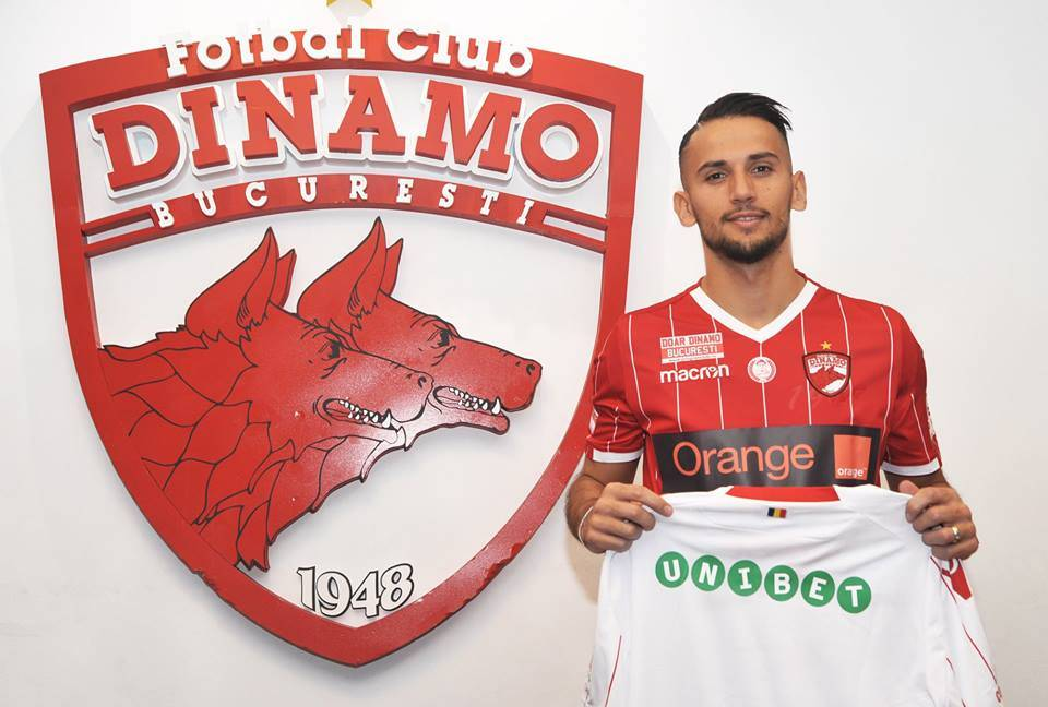 International albanez transferat de Dinamo