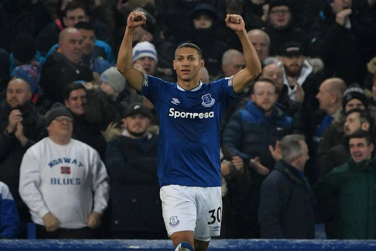 Everton - Watford inchide etapa din Premier League