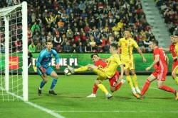 Asa am trait Spania - Romania 1-0 intr-un amical la tineret