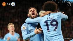 Manchester City in fruntea Premier League dupa victoria din derby