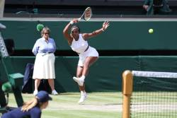 Serena Williams, demonstratie de forta in semifinala cu Barbora Strycova