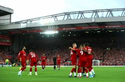 Liverpool, start exploziv de sezon in Premier League