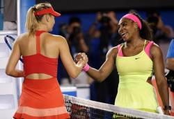 Finala din primul tur la US Open: Serena Williams contra Maria Sharapova